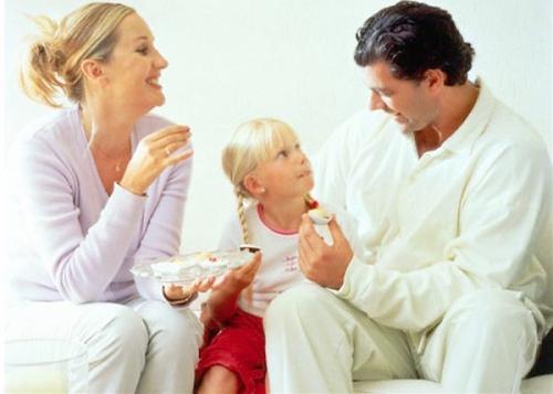 Живой диалог с родителями