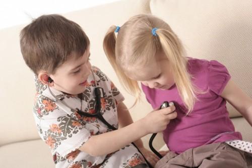 Здоровье ребёнка