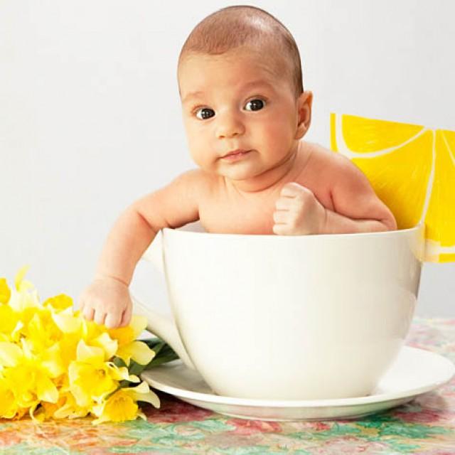 Почему ребенок родился с сухой кожей