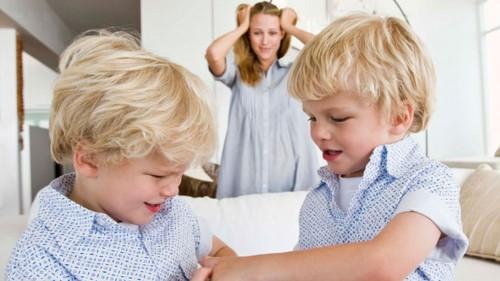 Что делать если ребёнок дерется