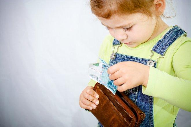 Если ребенок уличен в воровстве