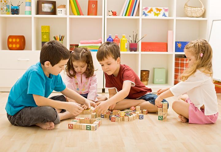 Игровая терапия для детей