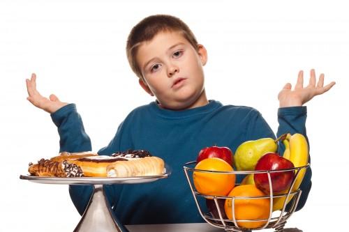 Как бороться с лишним весом у детей