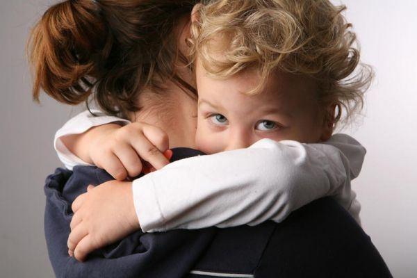 Разлука для родителей и ребенка